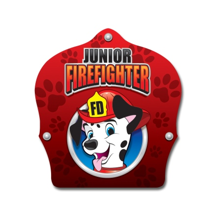 Jr. FF Dalmatian Red