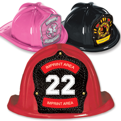 Custom Fire Hats