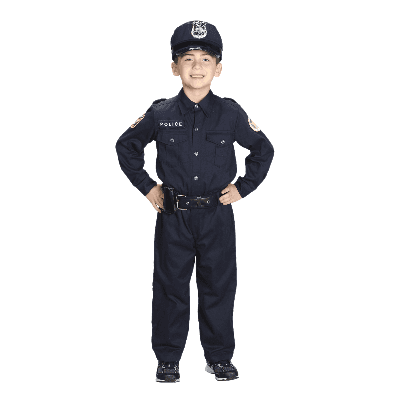 Police Officer Dress Up Gear