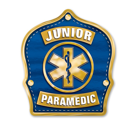 Blue/Gold Jr. Paramedic