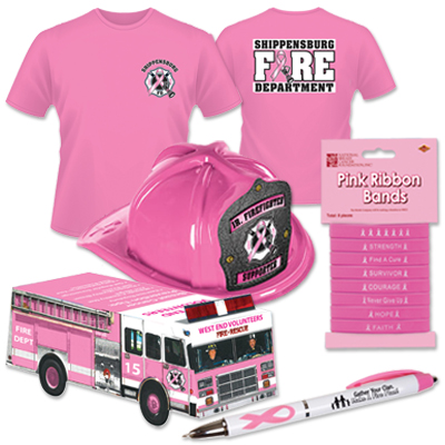 Pink Ribbon Themed Products