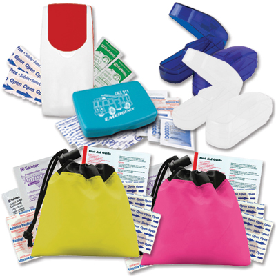 Safety Kits & Pill Splitters