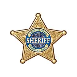 Custom Gold 5-Point Sheriff Sticker Badge Police, safety product, educational, sticker police badge, police officer badge, custom badge, custom police badge, custom sticker badge, custom gold badge, junior sheriff badge, sheriff badge,