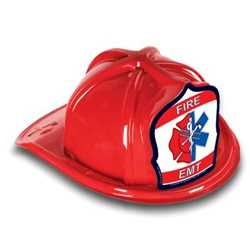 Fire Hat - Maltese Cross & Star of Life Shield Maltese Cross shield, star of life shield, promotional fire hats, promotional emt hats, ems hats