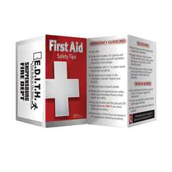 First Aid & Safety Tip Key Points
