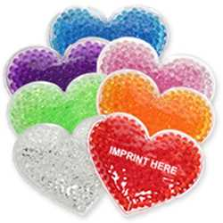 Heart Gel Bead Hot / Cold Pack