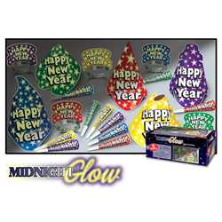 Midnight Glow Party Assortment for 10