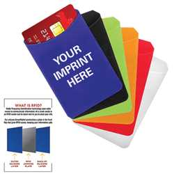 RFID Smart Cell Phone Wallet