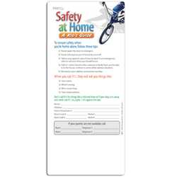 Safety at Home: A Kids Guide Post Ups
