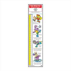 Stay Drug Free Growth Chart