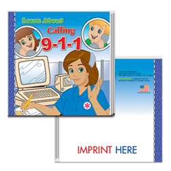 Storybook - Learn About Calling 9-1-1
