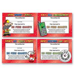 Fire Safety Certificates firefighting, fire safety product, fire prevention, fire safety award certificates, fire safety certificates, fire prevention certificates, fire prevention award certificates